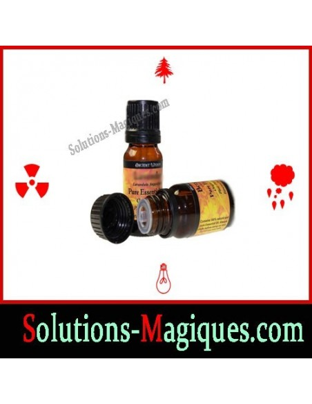 L'huile essentielle de Romarin