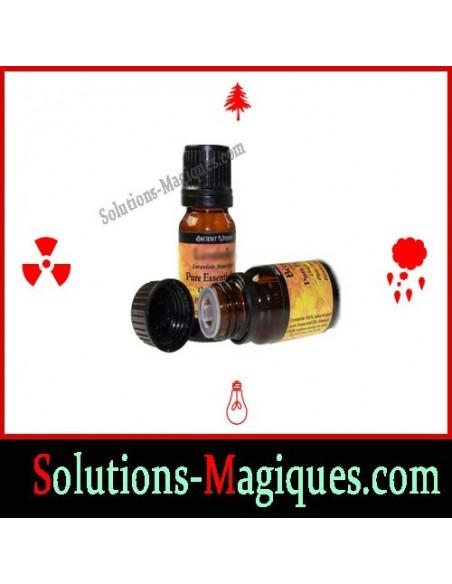 L'huile essentielle de Patchouli