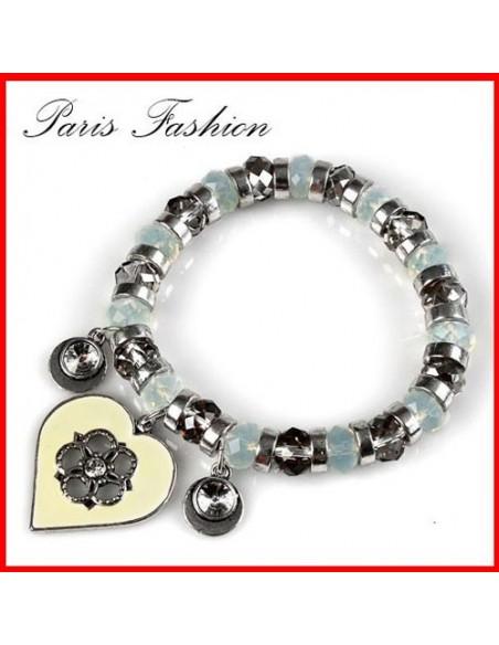 Bracelet Love en métal plein
