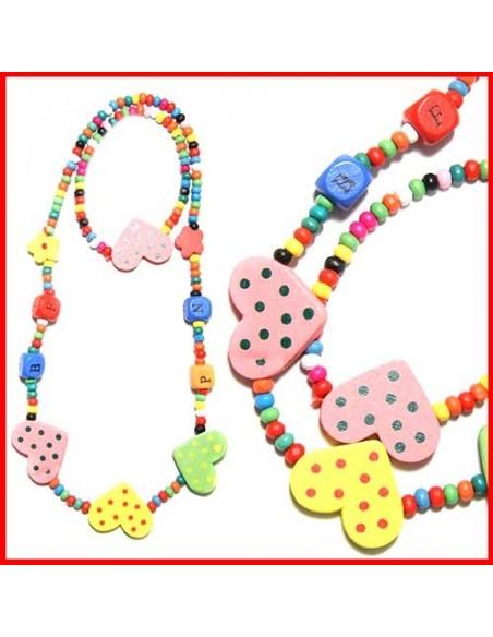 Collier + Bracelet Enfant